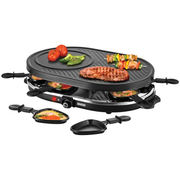 Unold Gourmet 8 person(s) 1200 W Black