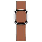 Apple MWRE2ZM/A smartwatch accessory Band Brown Leather