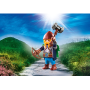 Playmobil Playmo-Friends Dwarf Fighter