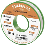 Stannol 813008 soldering iron/station accessory 1 pc(s) Solder wire