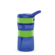Boddels EEN Daily usage, Fitness, Sports 400 ml Polypropylene (PP), Silicone, Tritan Blue, Green