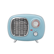 Eurom B-4 PTC electric space heater Indoor Turquoise 1500 W Fan electric space heater