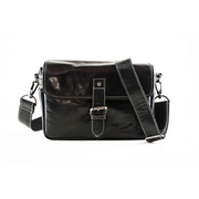 Alpenleder Presse Shoulder case Black