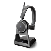 POLY 4210 Office Headset Head-band Bluetooth Black