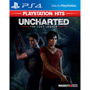 Sony Uncharted: The Lost Legacy, PS4 Basic English PlayStation 4