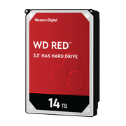 "Western Digital WD Red NAS 14 T 3.5"" 14000 GB Serial ATA"