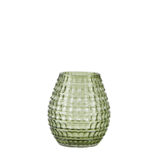 Villa Collection 481068 vase Urn-shaped Glass Green