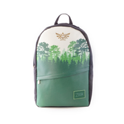 DIFUZED Zelda Core Green Forrest backpack
