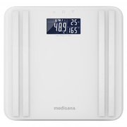 Medisana BS 465 Rectangle White Electronic personal scale