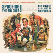 Jasmine Records Ben COLDER - Spoofing the Big Ones! - Expanded Edition CD