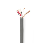 Nedis COTR15021GY100 audio cable 100 m Grey