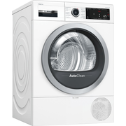 Bosch Serie 8 WTX87M00 tumble dryer Freestanding Front-load 8 kg A+++ White