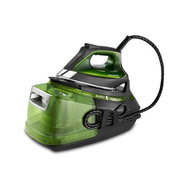 Rowenta DG9246 2800 W 1.3 L Microsteam 400 soleplate Black, Green