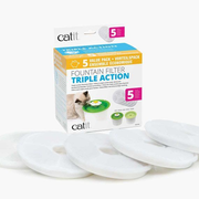 Catit Triple Action Filter Automatic pet waterer filter