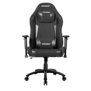 AKRacing EX-Wide PC gaming chair Upholstered padded seat Black