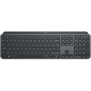 Logitech MX Keys keyboard RF Wireless + Bluetooth QWERTY US International Black