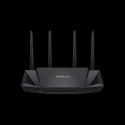 ASUS RT-AX58U wireless router Gigabit Ethernet Dual-band (2.4 GHz / 5 GHz)