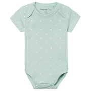 Noppies Sevilla Short sleeve Unisex Newborn One piece