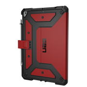 "Urban Armor Gear Metropolis 25.9 cm (10.2"") Flip case Red"