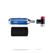 BBB Cycling AirSpeed CO2 pump