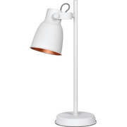 Activejet AJE-LOLY WHITE TL Tischleuchte E27 Weiß