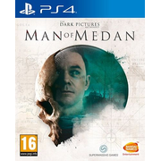 BANDAI NAMCO Entertainment The Dark Pictures Anthology: Man of Medan, PS4 Standard Englisch PlayStation 4