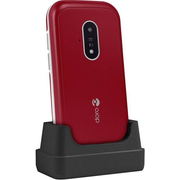 """Doro 7030 7.11 cm (2.8"""") 124 g Red, White Feature phone"""