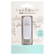 We R Memory Keepers Foil quill – usb art – heidi swapp
