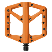 Crankbrothers Stamp 1 Large LE bicycle pedal Orange 2 pc(s)