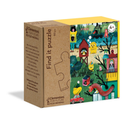 Clementoni Find it puzzle - Come into my garden Floor puzzle 60 pc(s)