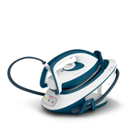 Tefal Express Compact SV7110 steam ironing station 2600 W 1.7 L Blue, White