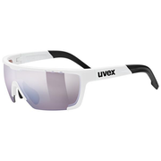 Uvex sportstyle 707 CV Multi-sport glasses Semi rimless White