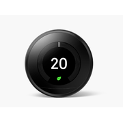 Nest T3029EX thermostat Black