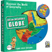 Caly Toys Inflatable Globe
