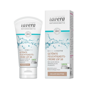 Lavera Basis Sensitiv Tinted Moisturising Cream SPF 10 Fair Skin 50 ml