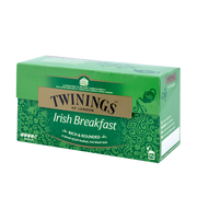 TWININGS Irish Breakfast, 25 bags
