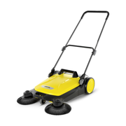Kärcher S 4 Twin sweeper Black, Yellow