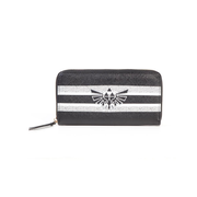 Nintendo Zelda Black & White wallet Boy/Girl Black, White