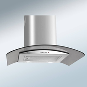 Akpo WK-4 Largo Eco Wall-mounted Stainless steel 450 m³/h