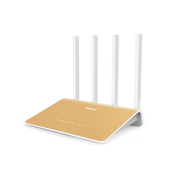 Netis System 360R wireless router Gigabit Ethernet Dual-band (2.4 GHz / 5 GHz) Wood