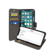 SBS Book Wallet Case with stand function for iPhone 11
