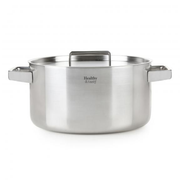 Domo HT1004 stock pot 5 L Stainless steel
