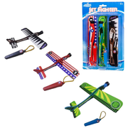 Rhombus Air Launch Jet Fighters 3-pack ass