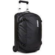 Thule Chasm TCCO-122 Black Carry-on Schwarz 40 l Polycarbonat, Thermoplastisches Elastomer (TPE)