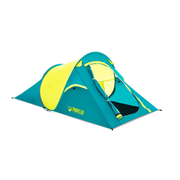 Bestway 68097 backpacking tent Green, Yellow