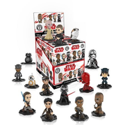 FUNKO Mystery Minis: SW - EP8 - 12PC PDQ