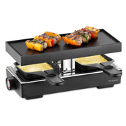 Trisa Style 2 2 person(s) 440 W Black, Stainless steel
