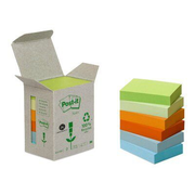 Post-It 7000081069 self-adhesive note paper Rectangle Blue, Green, Orange, Yellow 100 sheets