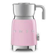Smeg MFF01PKEU milk frother Automatic milk frother Pink
