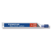 Staedtler Mars Micro Carbon lead refill F Black